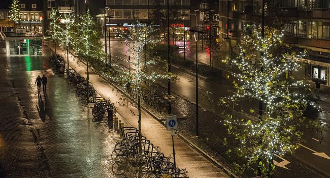 Buitenverlichting Den Haag