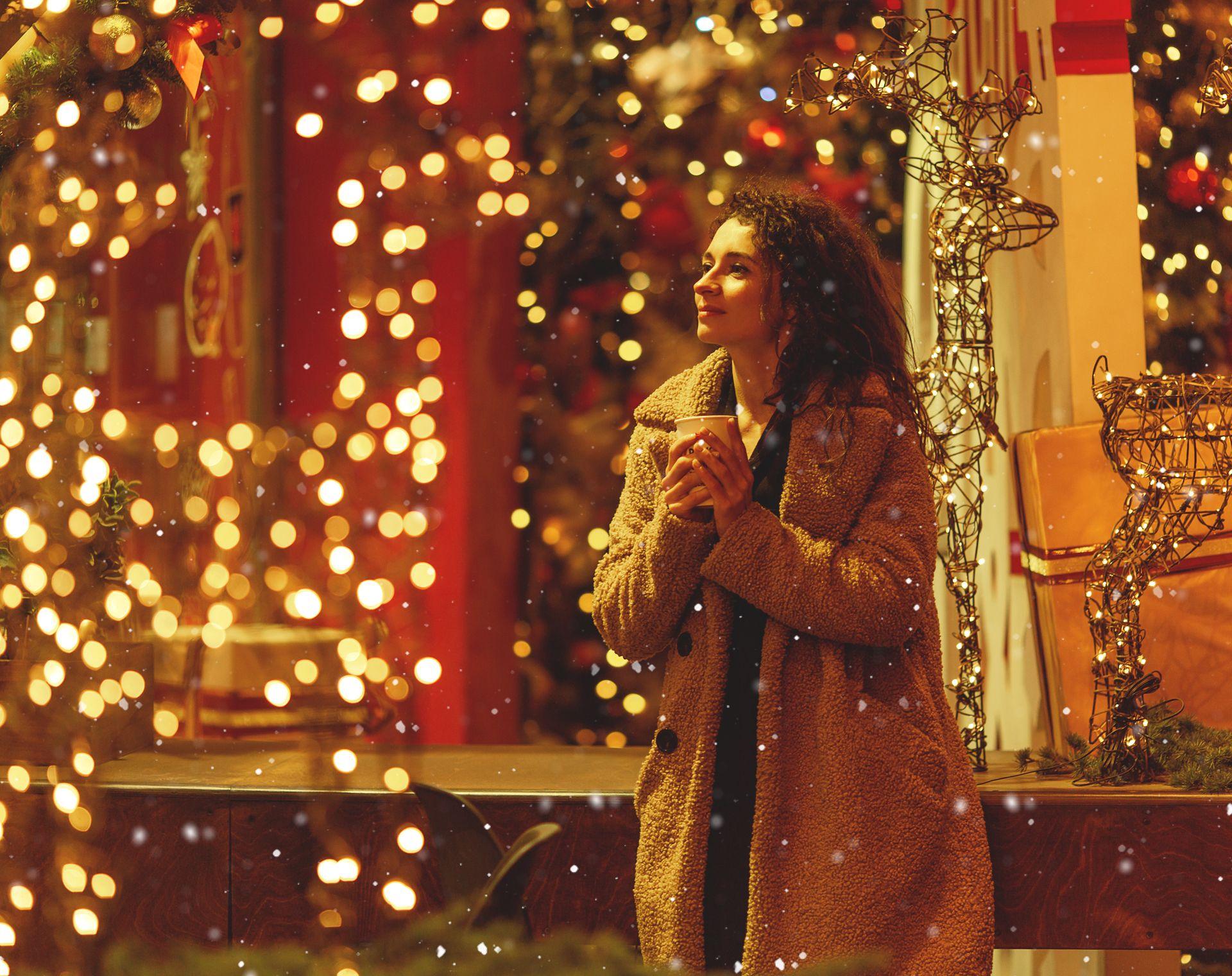 Kerstverlichting Den Haag