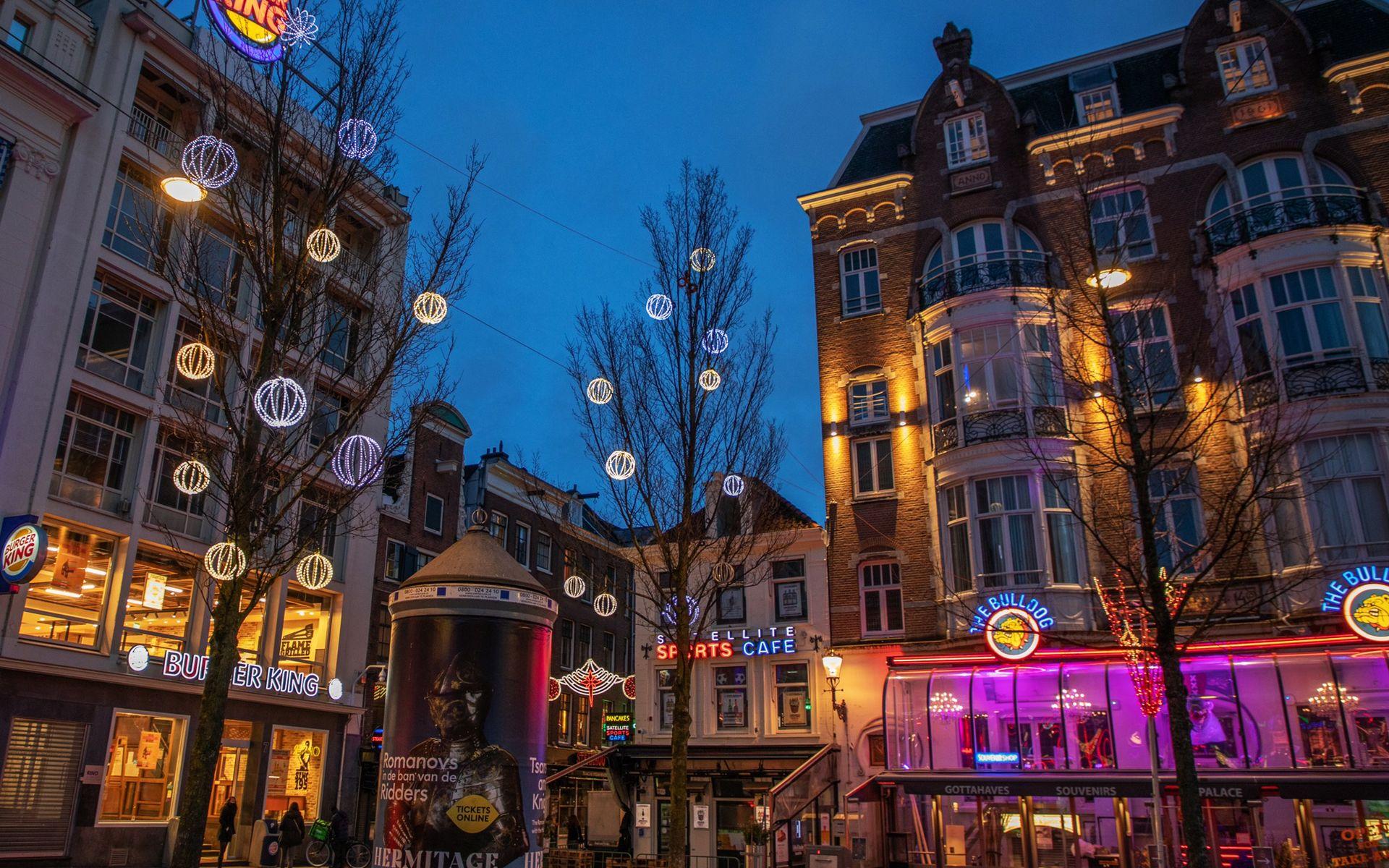 Seizoenverlichting Den Haag